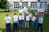Игровая программа «Веселые нотки» в Дюдьково