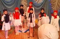 В Королевстве новогодних чудес поздравляли Снегурочек