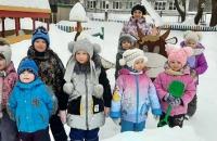 Путешествие по снежному морю с Лорой Флинт
