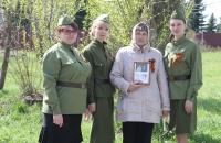В Дюдькове отметили 75 - летие Победы!