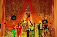 Концертная программа «На танцплощадке музыка звучит»